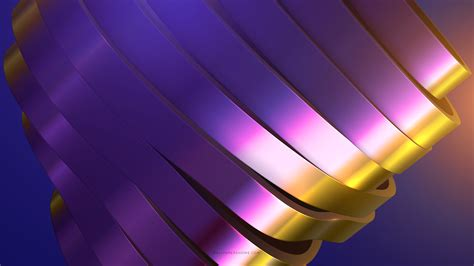 Wallpaper abstract, 3D, colorful, 8k, OS #21475
