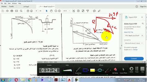 04 unit (1)Consolidation and Immediate settlement شرح