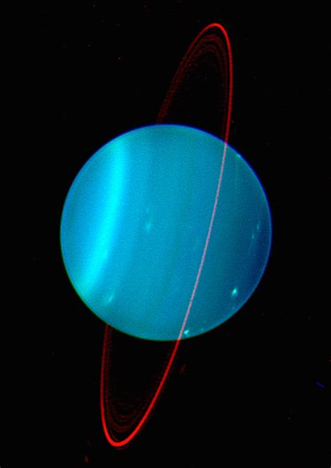 Uranus Got Knocked Over by One-Two Punch