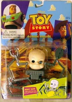 Toy Story Baby Face by Thinkway (MOC): Action Toys and