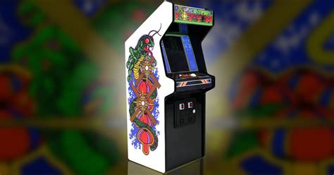 Miniature, collectible arcade cabinets are coming starting